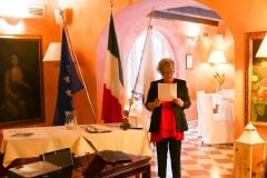 Dott. Beppe Navello - Ingresso nuovo socio Riccardo Testa